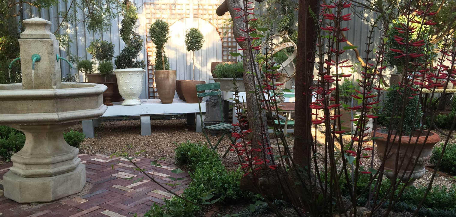 jardin de france houston u0027s french antiques and plants for the